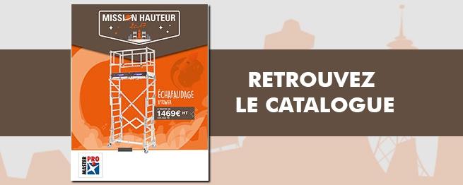 Outillage professionnel masterpro comptoir - Comptoir lyonnais d electricite catalogue ...